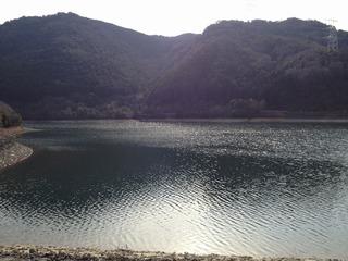 大原調整池