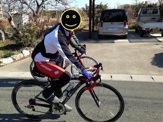自転車部浜名湖一周