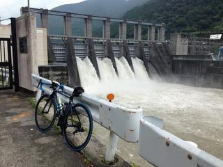 140813 ALIZE 竜洋海洋公園_秋葉ダム