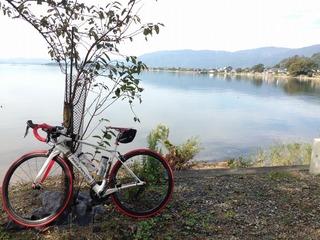 141011自転車部ビワイチ