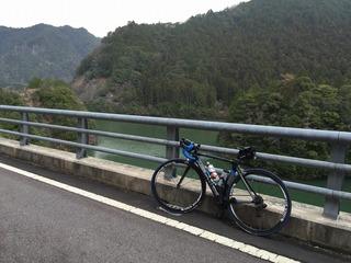 ALIZE in 佐久間ダム・大島ダム