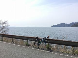 NEILPRYDE DIABLO in ビワイチ