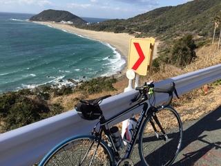 自転車部伊良湖岬