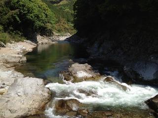 新城設楽山岳コース